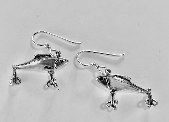 Minnow Earrings