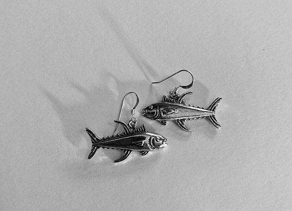 Tarpon Earrings
