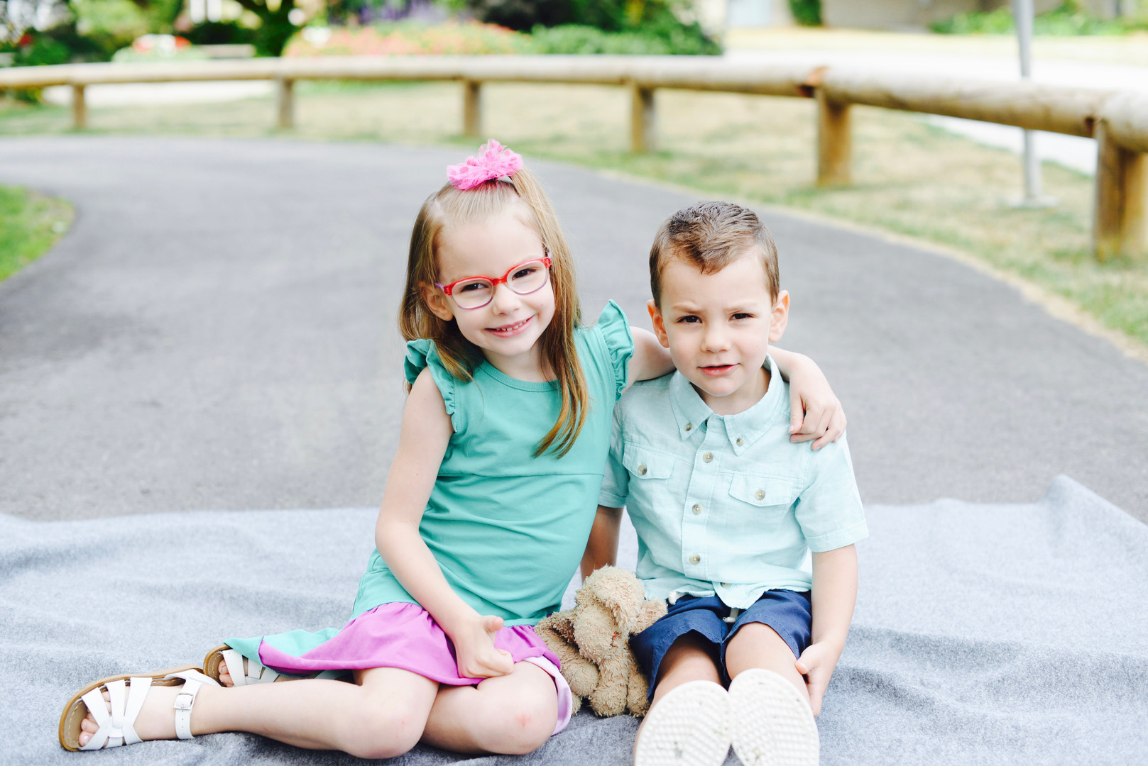Sibling Photo Fraser Valley Photography