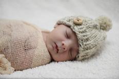 Newborn Toque Photo