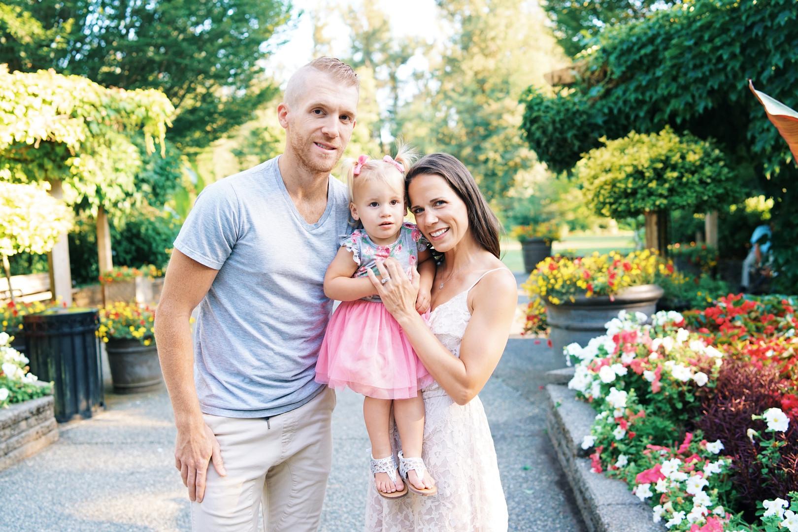 Bear Creek Park Family Photographer
