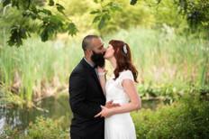 Wedding Kiss Photo