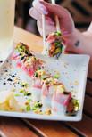 Sushi Content Photo