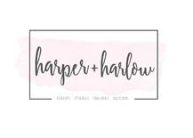 Harper + Harlow Logo
