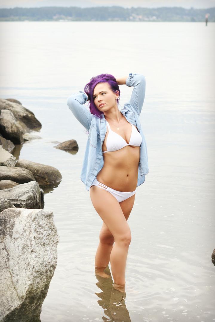 Beach Boudoir Photography