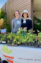 Powerhouse Mother & Daughter Volunteer T