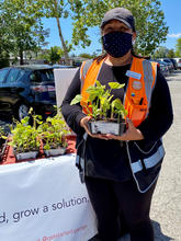 Redwood Empire Food Bank Staffer Appreci