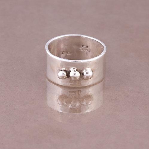Carlos Diaz Sterling Ring RG-0087