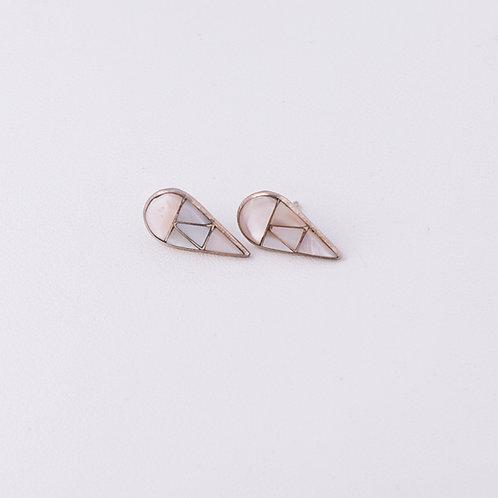 Zuni Inlaid Earrings ER-0217