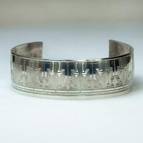 Howard Sice Sterling Bracelet BR-0061