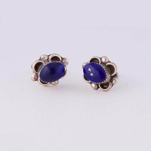 Navajo Sterling Earrings ER-0189