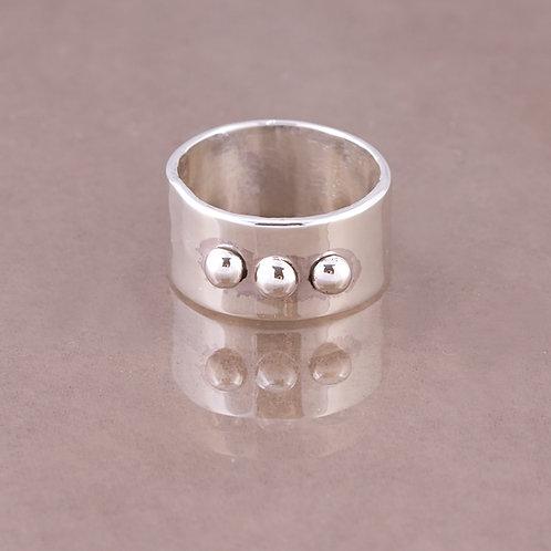 Carlos Diaz Sterling Ring RG-0089