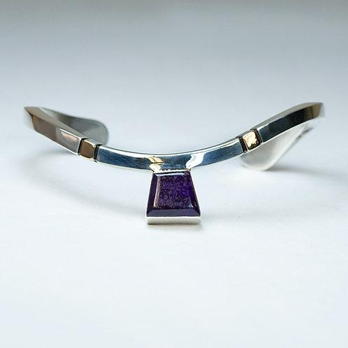 Ron Henry Sterling/14k Sweater Bracelet BR-0071