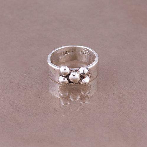 Carlos Diaz Sterling Ring RG-0090