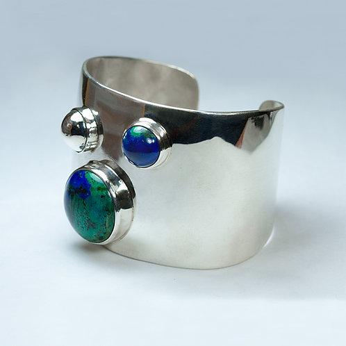 Carlos Diaz Sterling Bracelet BR-0111