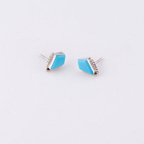 Zuni  Tuquoise Earrings ER-0203