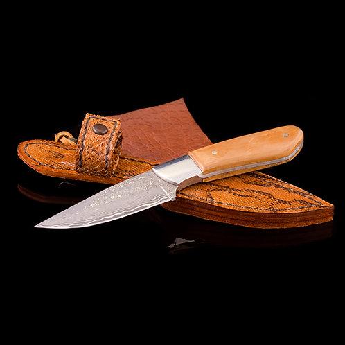 Custom Damascus Knife JWK-0009