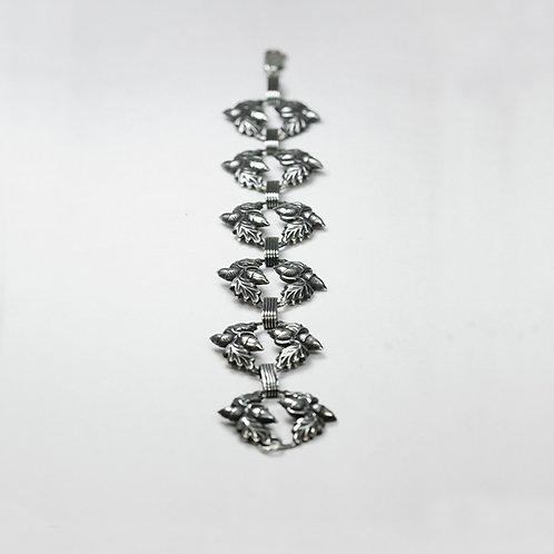 Sterling Danecraft Acorn Bracelet BR-0050