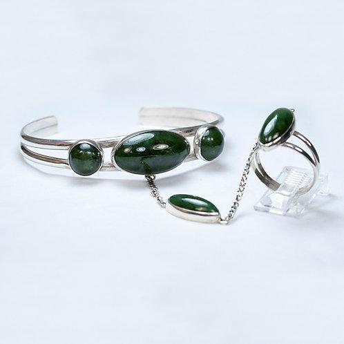 Carlos Diaz Silversmiths Bracelet BR-0175