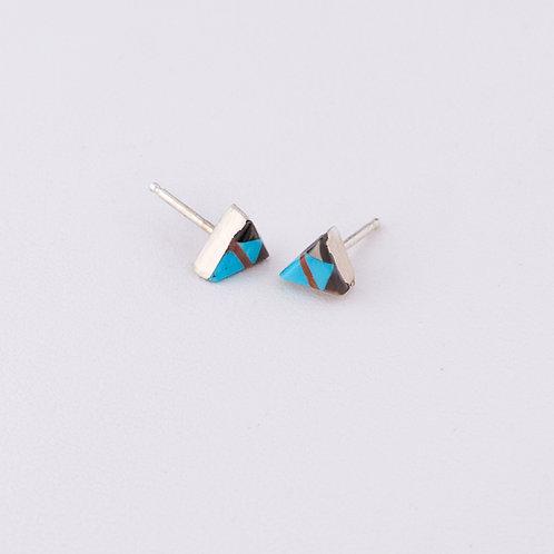 Zuni Inlay Earrings ER-0202