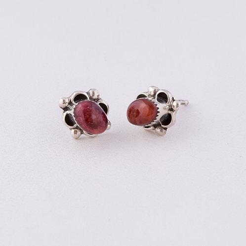 Navajo Sterling Earrings ER-0192