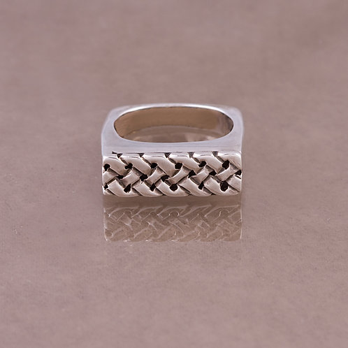 Carlos Diaz Sterling  Ring RG-0026