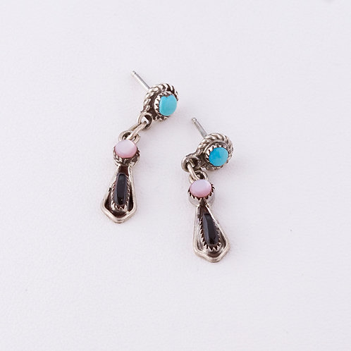 Zuni  Dangle Earrings ER-0209