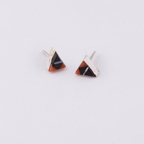 Zuni Inlay Earrings ER-0201