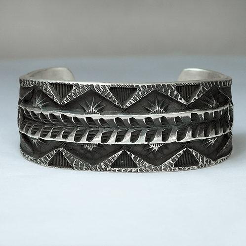 Elvira Bill Navajo Bracelet BR-0057