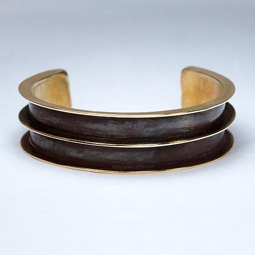 Carlos Diaz Brass Bracelet BR-0152