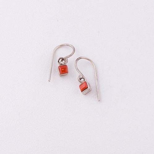 Zuni Inlay Earrings ER-0210