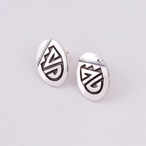 Peter Nelson Sterling Earrings ER-0220