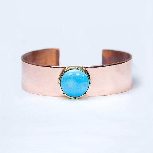 Carlos Diaz Copper & Brass Bracelet BR-0162