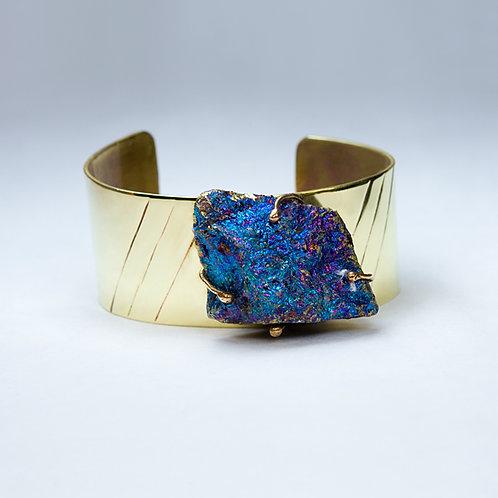 Carlos Diaz Brass Bracelet BR-0161