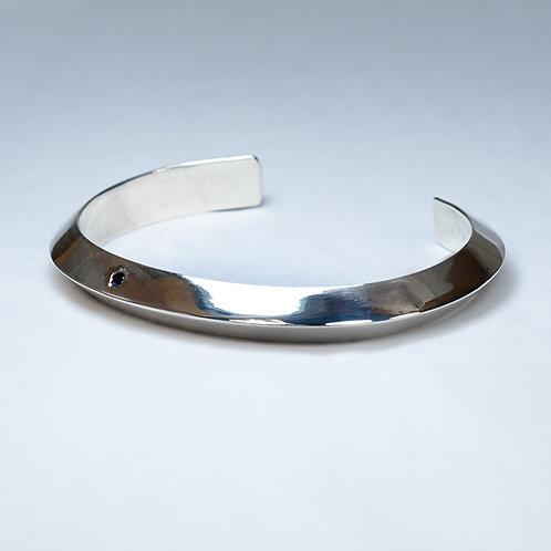 Carlos Diaz Sterling Bracelet BR-0241