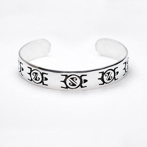 Hopi Sterling Bracelet BR-0127