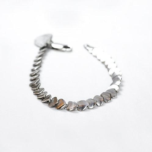 Carlos Diaz Heart Bracelet BR-0187
