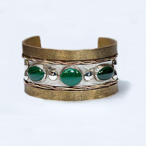 Carlos Diaz Tri Color Bracelet BR-0160