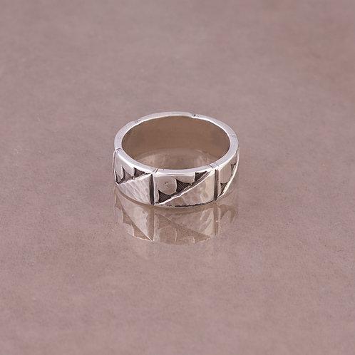 Carlos Diaz Sterling Ring RG-0022