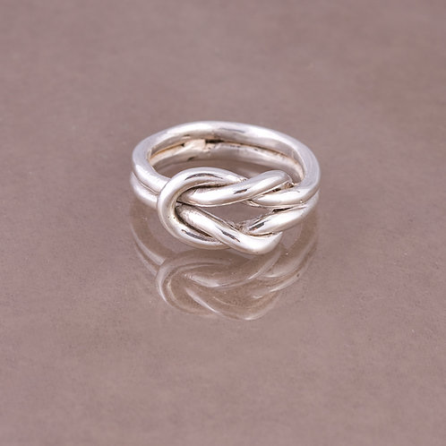 Carlos Diaz Sterling Twisted Wire Ring RG-0085