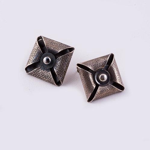 Carlos Diaz Sterling Earrings ER-0013