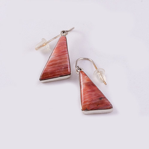 Ron Henry Sterling Spiny Oyster Earrings ER-0064