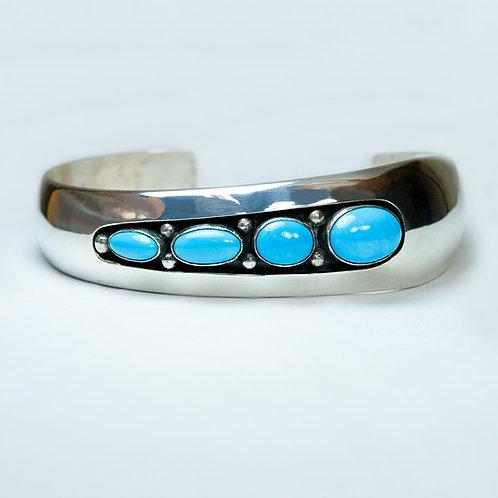 Carlos Diaz Sterling Bracelet BR-0097