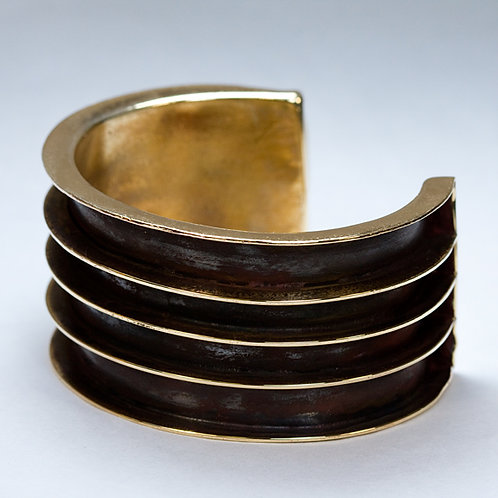 Carlos Diaz Brass Bracelet BR-0154
