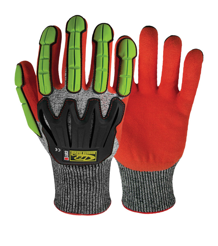 NOW IN! Safety Works now has in stock for you. Ringers summer impact gloves. Stop in today!!