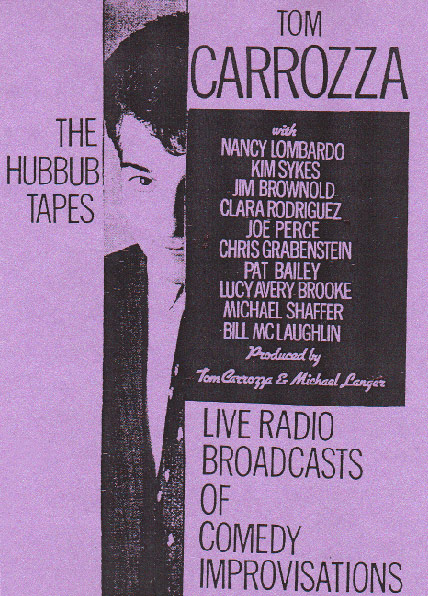 The Hubub Tapes
