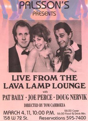 Lava Lamp Lounge
