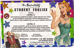 Second City Students