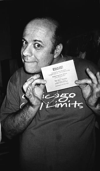 Eddie Pepitone