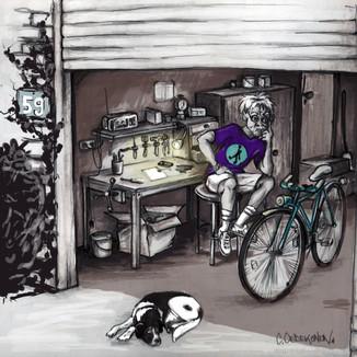 Willi`s Fahrrad